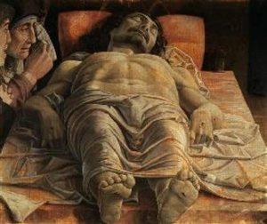 Andrea Mantegna-Il Cristo Morto