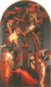 Rosso Fiorentino-Deposizione di Volterra
