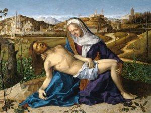 Giovanni Bellini-La Pietà