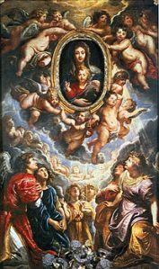 Madonna della Vallicella, Chiesa Nuova, Roma