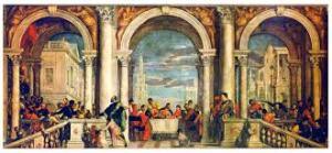 Il Veronese - Cena a casa di Levi