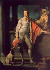 Pompeo Batoni, Thomas William Coke