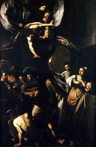 Caravaggio, Sette opere di misericordia