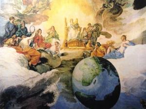 Andrea Sacchi, Trionfo della Divina Sapienza