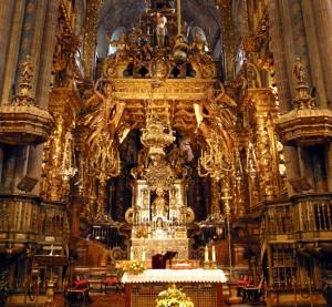 Altare maggiore di San Giacomo