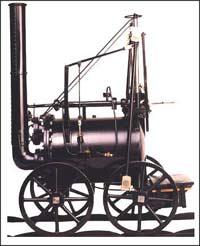 Locomotiva a vapore di Trevithick