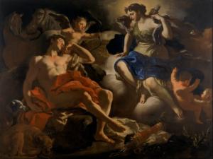 Francesco Solimena Diana e Endemione