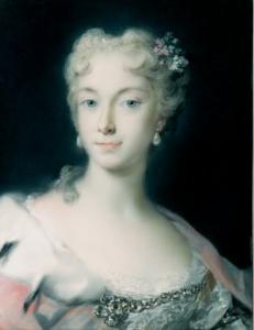 Rosalba Carriera Maria Teresa Arciduchessa di Asburgo