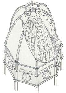 sezione-cupola_brunelleschi