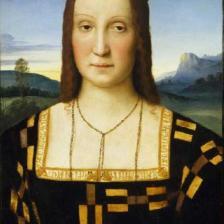 Ritratto di Elisabetta Gonzaga