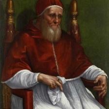 Ritratto di Giulio II