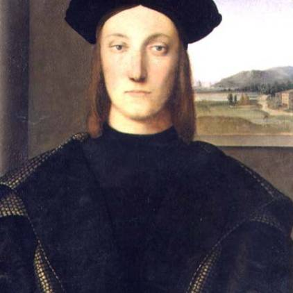 Ritratto di Guidobaldo da Montefeltro