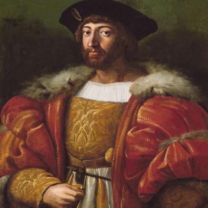 Ritratto di Lorenzo de' Medici Duca di Urbino